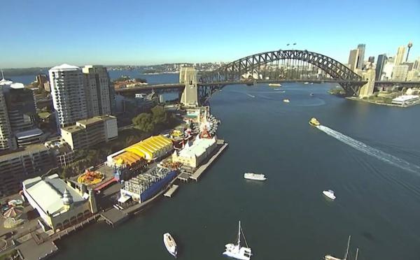 Pays & Marchés du Monde en Australie : Sydney et le marché de Watson Bay