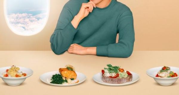 Cathay Pacific renouvelle son menu en Classe Affaires