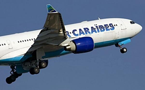 La case de l'Oncle Dom : Air Caraïbes... pour cent balles, t'as plus rien !