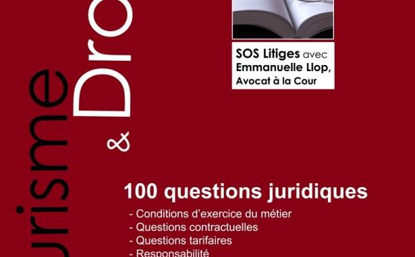 """SOS Litiges : 100 questions de droit dans l'ebook """"Tourisme & Droit"""" de TourMaG.com"""