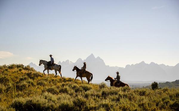 A la conquête du Great American West !