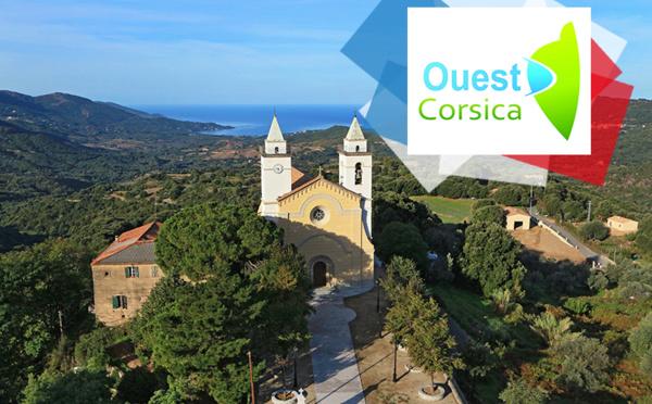 Ouest Corsica Pays de Spelunca Liamone