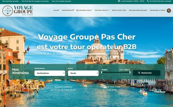 """""""Voyage Groupe Pas Cher"""" : Mouvance Voyages lance une nouvelle marque en B2B"""