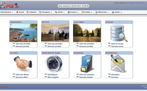TO et agences : une gestion 100% web avec PGI Consult