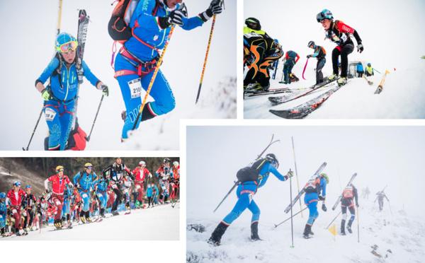 Ski de randonnée: les Italiens raflent la mise et Axelle Gachet-Mollaret décroche le bronze à Arêches-Beaufort