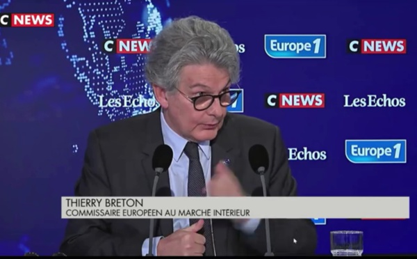 """Le """"passeport sanitaire européen"""" sera un certificat vert numérique de vaccination"""