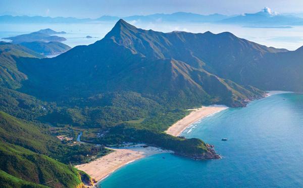 Hong Kong ouvre virtuellement les frontières de ses grands espaces naturels
