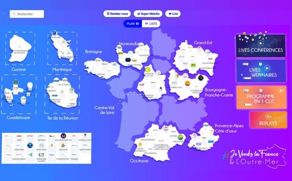 Salon #JeVendslaFrance & l'Outre-Mer : retrouvez toutes les newsletters thématiques