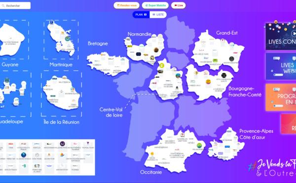 1er Salon digital #JeVendsLaFrance & l'Outre-mer - OUVERTURE DES PORTES CE MARDI 6 AVRIL 9h30