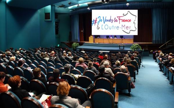 1er Salon digital #JeVendsLaFrance & l'Outremer : les grandes Conférences Mardi 6 avril 2021