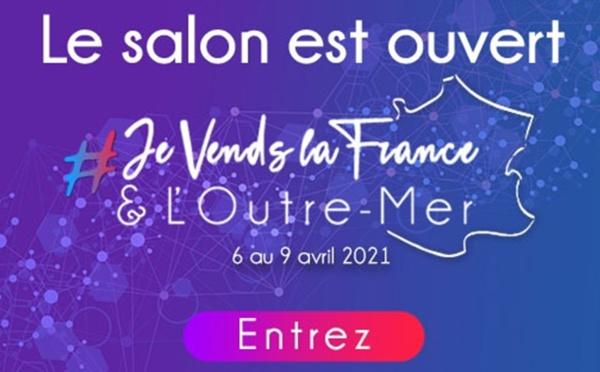 Salon #JevendslaFrance et l'Outre-Mer : une 1ère journée à près de 2000 participants !