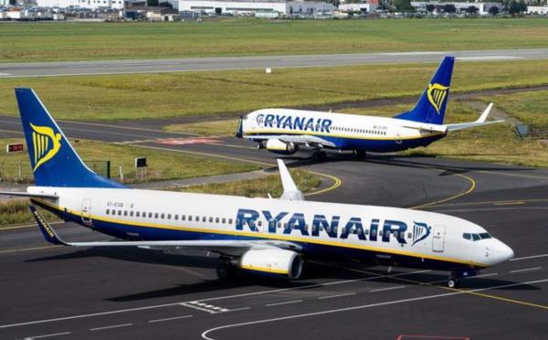 """Aides étatiques : Ryanair  va """"demander à la Cour de justice de l'UE d'annuler ces subventions injustes"""""""