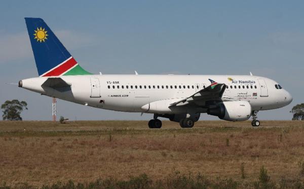 Air Namibia en liquidation
