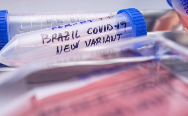 Coronavirus : on n'est pas sortis de l'auberge, brésilienne, anglaise, indienne, sud-africaine, etc...