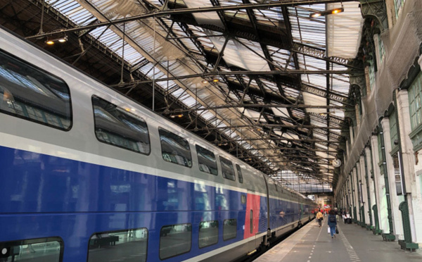 Après les bus, le colza va être expérimenté comme biocarburant par la SNCF