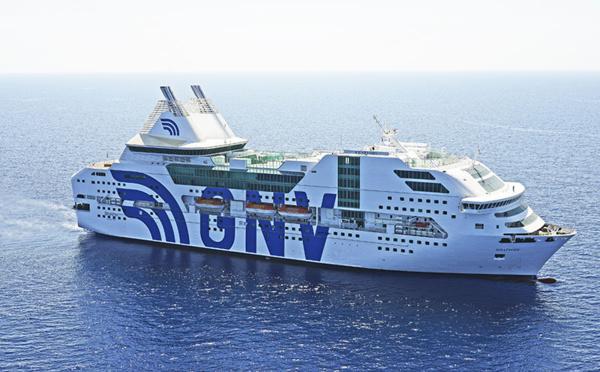 GNV : vos ferries pour la Méditerranée