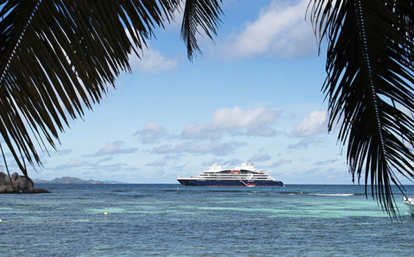 Cap sur les îles de rêves avec PONANT !