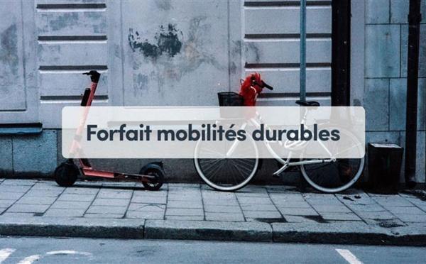 Qu'est-ce que le forfait mobilités durables ?