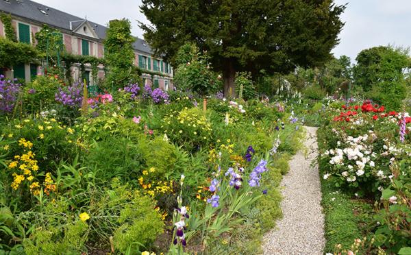Giverny sur les pas de Claude Monet