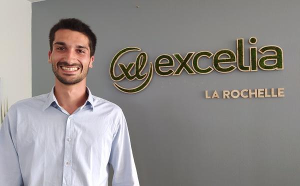 """I. Théo Février (Excelia) : """"Les étudiants recherchent une entreprise avec une bonne éthique, qui les représente"""""""
