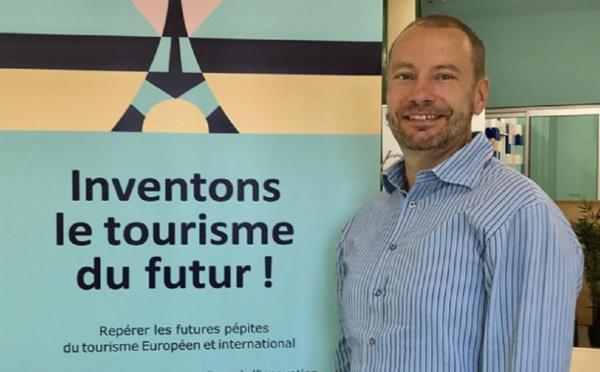 """FUTUROSCOPIE - Laurent Queige (Welcome City Lab) : Il faut passer de la """"start-up nation"""" à la """"champion nation"""""""