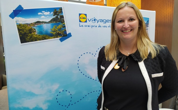 Lidl Voyages lance la vente de vols secs en ligne