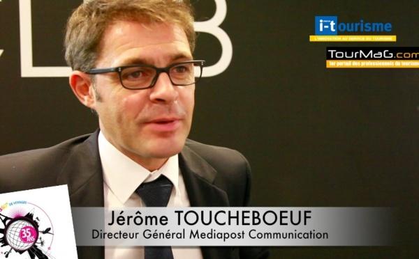 """""""Le mobile est un levier de génération de trafic et de relations commerciales"""" (VIDEO)"""