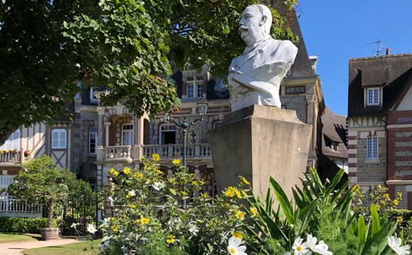 Balade méditative à Cabourg, la romantique
