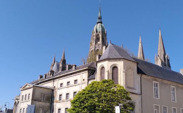 Bayeux la romanesque