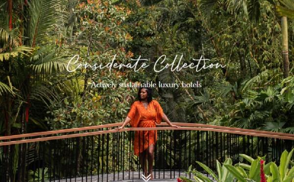 Tourisme durable : Small Luxury Hotels of the World lance une collection de 26 hôtels