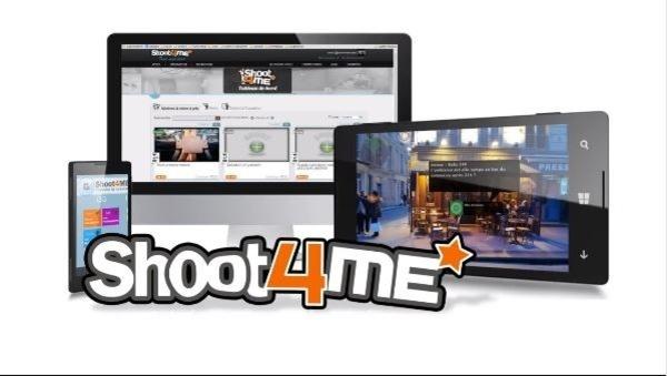 Technologies mobiles : zoom sur Ayotle et Shoot4Me