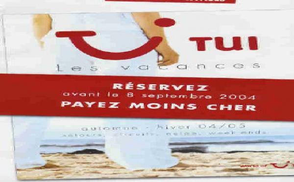 TUI France veut contrer les VDM