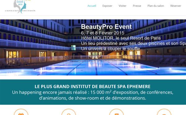 BeautyPro Event : le plus grand institut de beauté éphémère s'invite à l'hôtel Molitor Paris