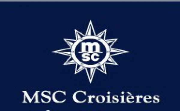 Coupe de l'America : MSC Croisières avec le bateau d'Alinghi