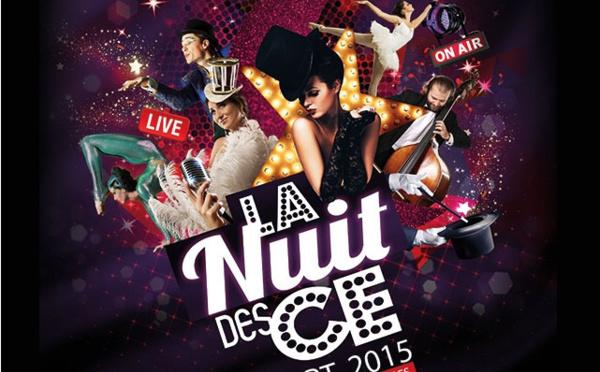 La Nuit des CE présentera le meilleur des spectacles parisiens en avant-première !