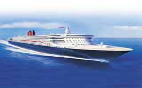 Queen Mary 2 : première sortie prévue le 25 septembre