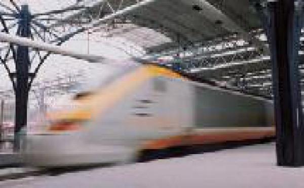 Eurostar : 2h35 entre Paris et Londres !