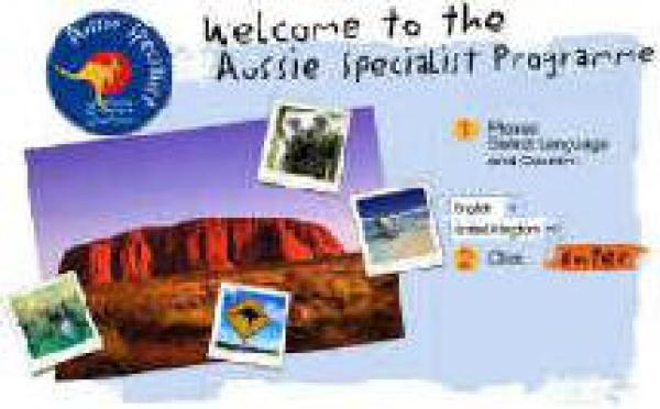Devenez un Aussie Specialist Program !