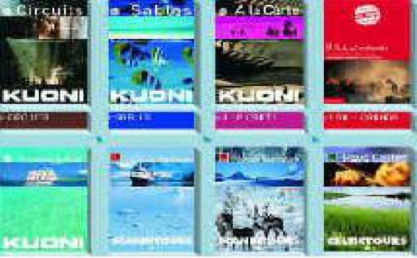 Kuoni : les brochures Hiver/Printemps 2004 sont arrivées…