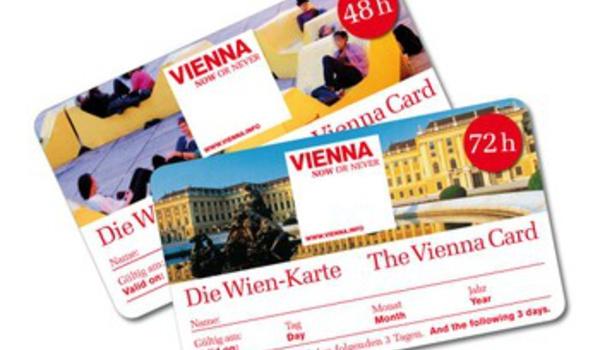 Le Ticket spécial Vienne (Vienna Card)