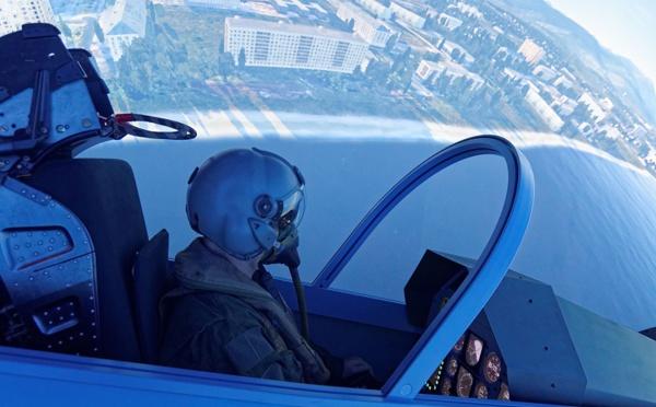 Aéroport Strasbourg : Flight Adventures ouvre un simulateur d'avion de chasse