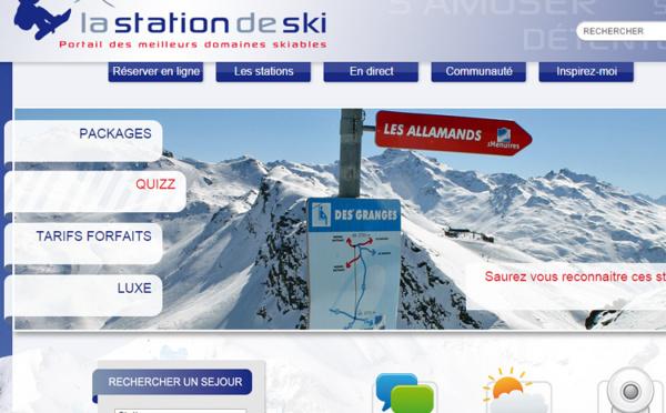 LaStationdeSki.com s'ouvre aux groupes et aux CE