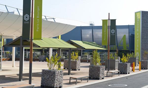 Paris-Le Bourget : près de 40 000 personnes ont participé à la COP 21 au Parc des Expos