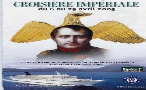 MSC : Croisière Impériale à bord du MSC Rhapsody