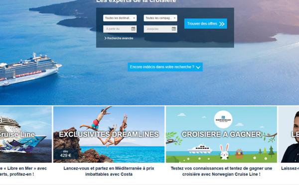 Dreamlines Franceà la recherche de vendeurs de croisières qui savent se démarquer