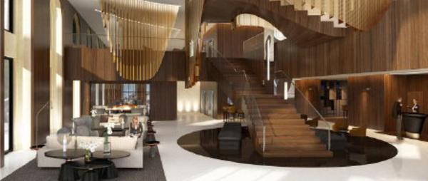 Macédoine : 7 espaces événementiels au nouveau Skopje Marriott Hotel