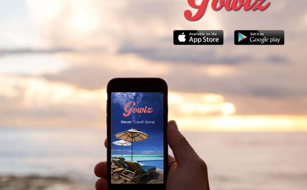 Start-up de la semaine : Gowiz, l'application social-trip qui veut détrôner TripAdvisor