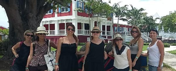 Bahamas : 8 agents de voyages en éductour du 4 au 11 juin 2016