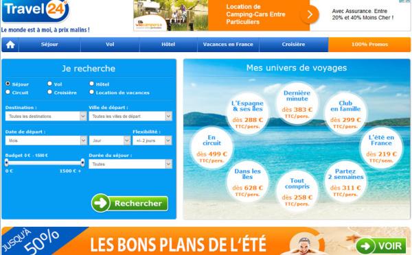 """Unister : """"Travel24.com AG n'est pas concernée par la procédure d'insolvabilité"""""""