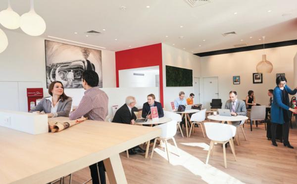 Thalys : nouveau lounge, nouveau réseau